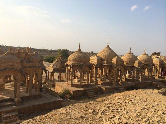 Bara Bagh Temple
