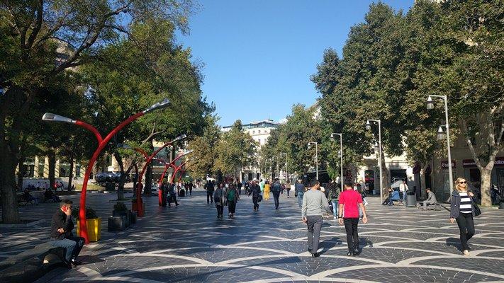Fəvvarələr Meydanı
