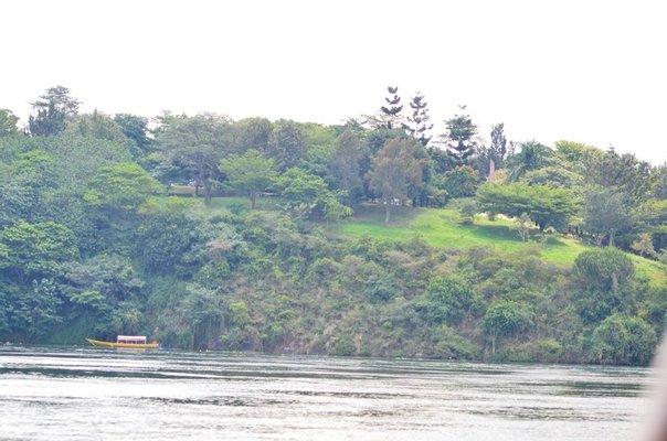 Speke Memorial Monument, source of the Nile