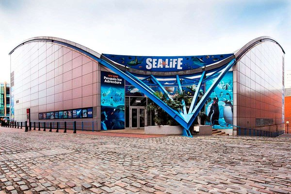 National SEA LIFE Centre Birmingham