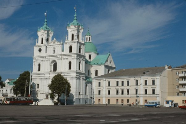 Jesuit Cathedral of Hrodna