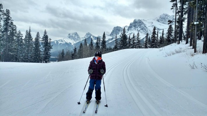 Canmore Nordic Ctr