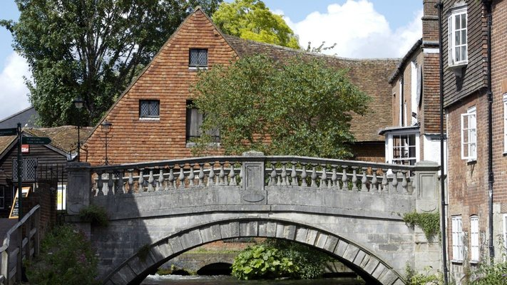 National Trust Winchester City Mill