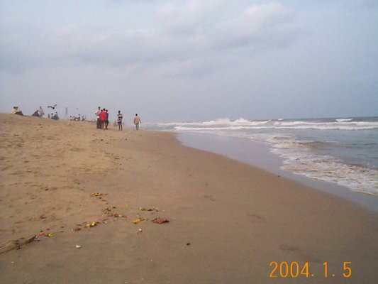 Elliot's Beach
