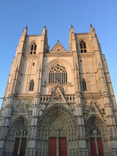 Music Sacrée À La Cathedral De Nantes