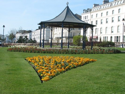 Crescent Gardens Bandstand