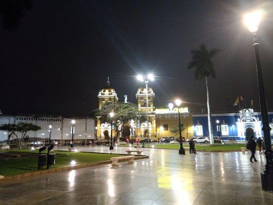 Trujillo Central Park