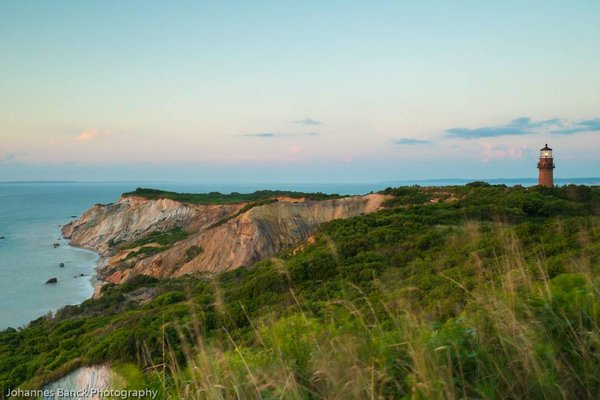 Aquinnah Cliffs Overlook