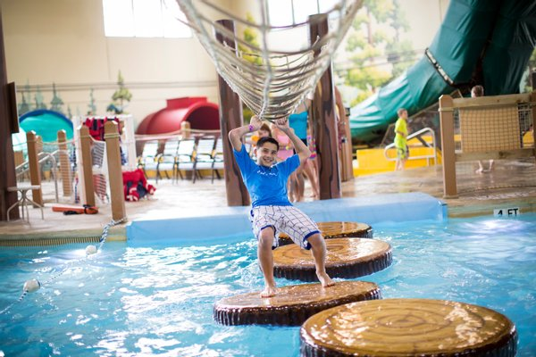 Great Wolf Lodge Water Park   Grapevine