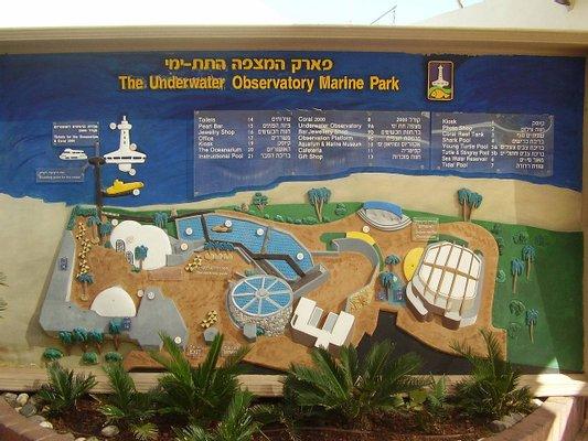Busena Marine Park Underwater Observatory