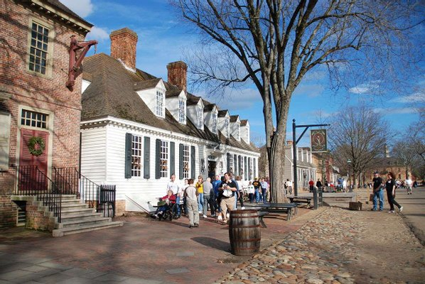 Colonial Williamsburg Visitor Center
