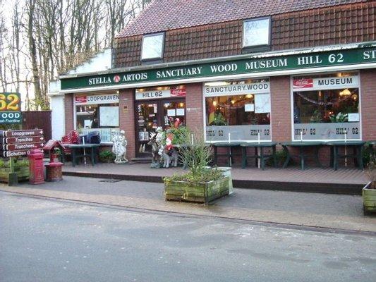 Sanctuary Wood Museum Hill 62