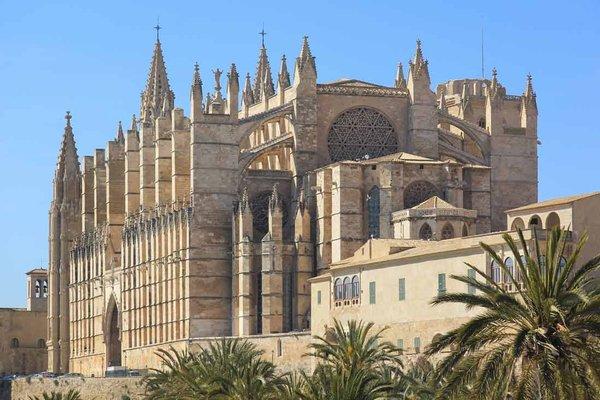 Catedral-Basílica de Santa María de Mallorca