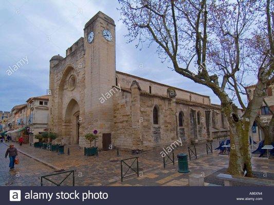 Notre-Dame des Sablons Church