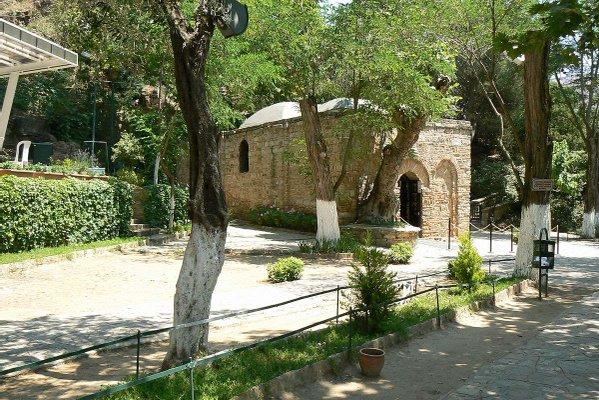 House of Virgin Mary