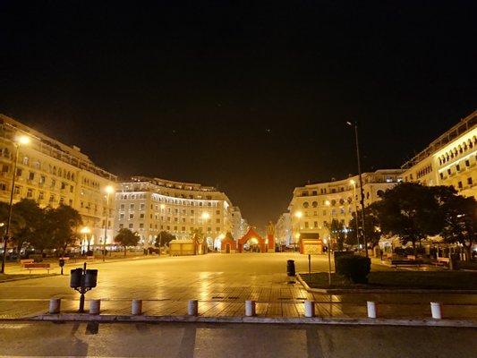 Aristotelous Square