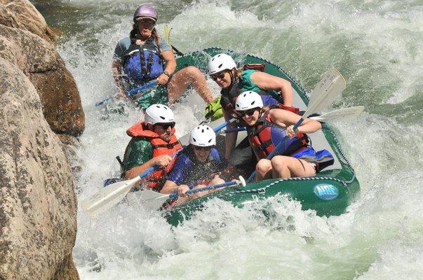 Montana Whitewater Rafting & Zipline - Gallatin