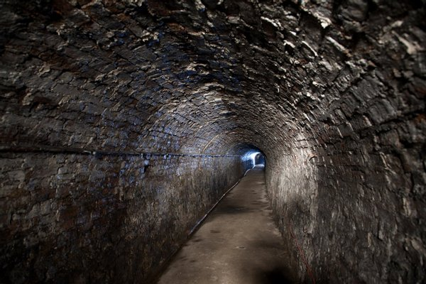 Victoria Tunnel Tours (advance booking essential)