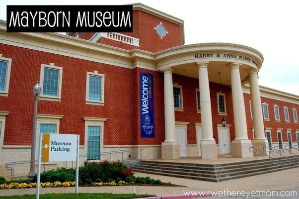 Mayborn Museum Complex