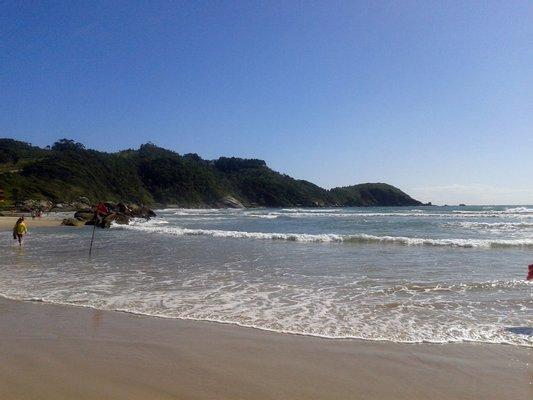 Chileno Mariscal beach