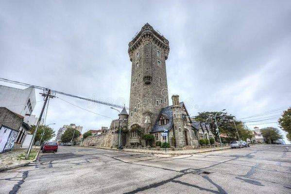 Tank Tower