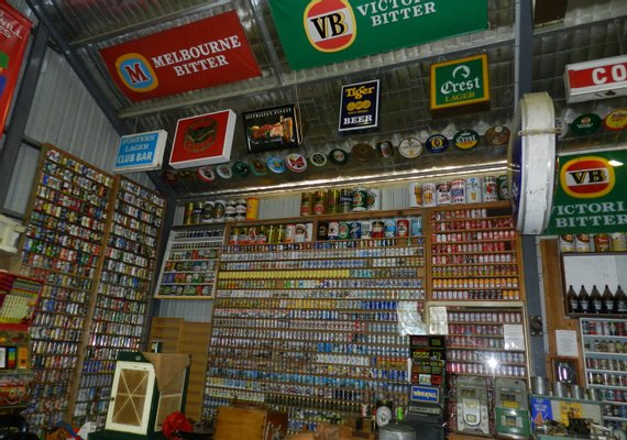 The Great Aussie Beer Shed & Heritage Farm Museum