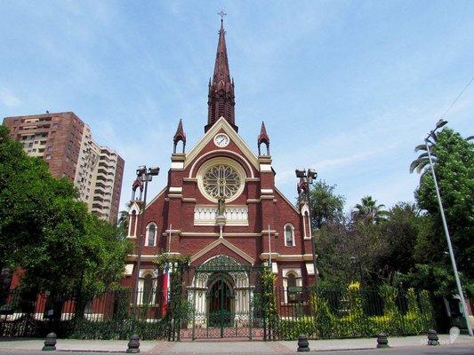 Iglesia San Francisco De Borja