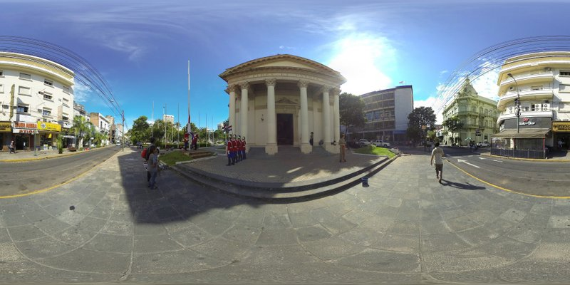 The National Pantheon of Heroes and Oratory of the Virgin Our Lady Saint Mary of the Asuncion