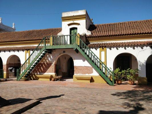"Provincial Museum Complex ""Enrique Udaondo"""