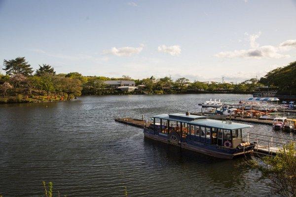 Nasu Rindoko Lake View