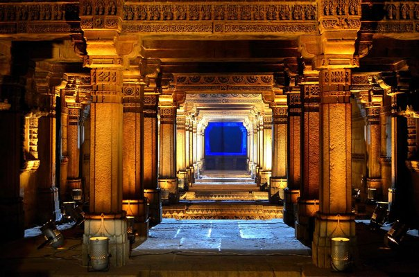 The Adalaj Stepwell