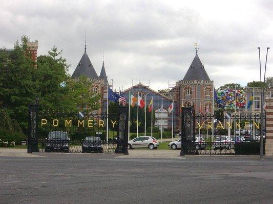 Vranken Pommery domain