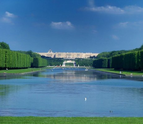 Grand Canal of Versailles