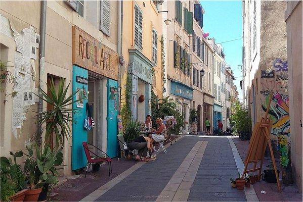 Le Panier Marseillais