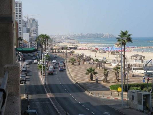 Tayelet Of Tel Aviv