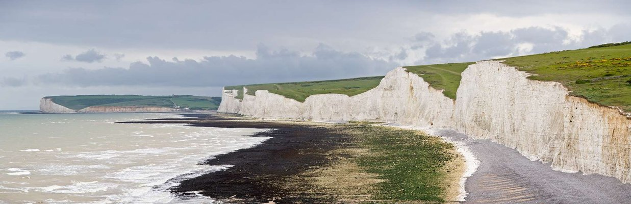 National Trust Birling Gap and the Seven Sisters