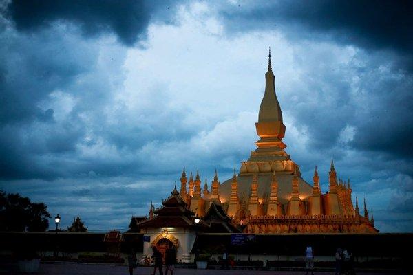 Pha That Luang Vientiane