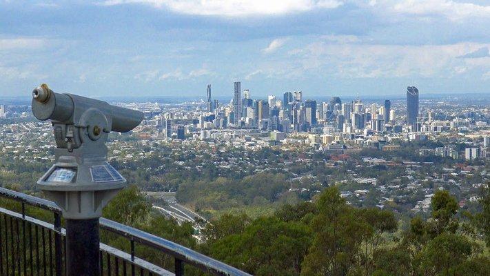 Brisbane Lookout, Mt Coot-tha