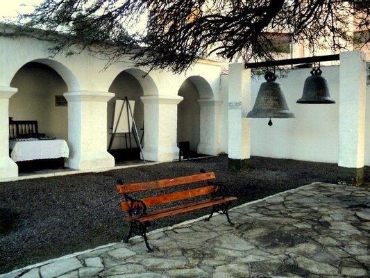 Celda Historica del Convento Santo Domingo