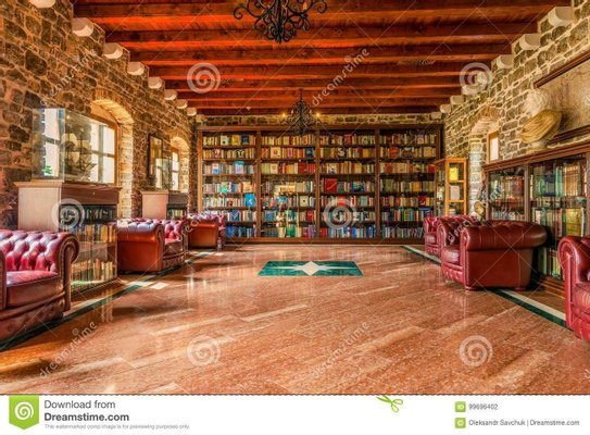 The Library In The Citadel