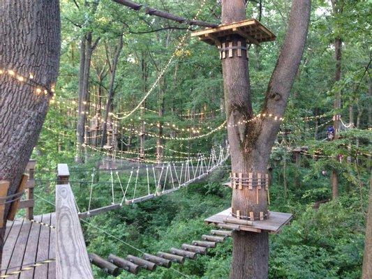 The Adventure Park at Sandy Spring