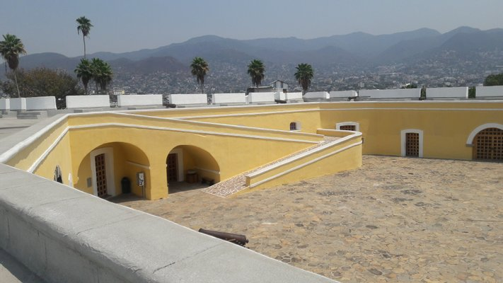 Acapulco Historical Museum of Fort San Diego
