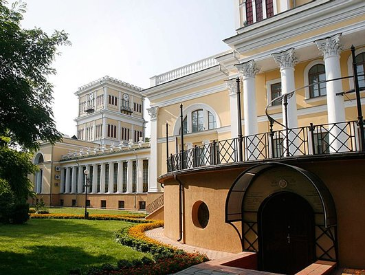 Palace of the Rumyantsevs and the Paskeviches