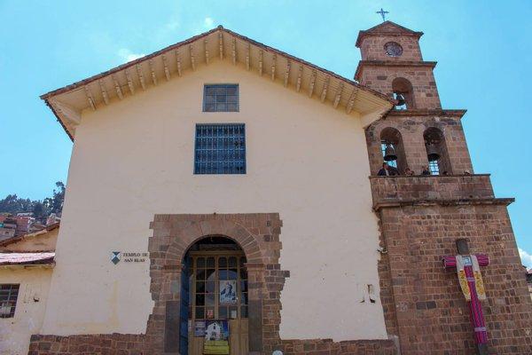 San Blas Temple