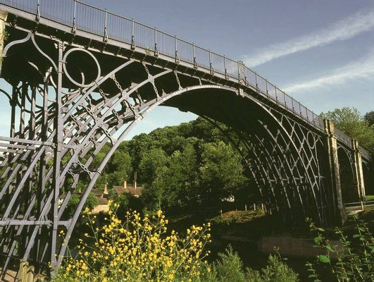 Iron Bridge Tollhouse