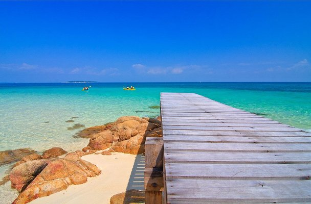 The Coral Islands, Koh Larn, Pattaya