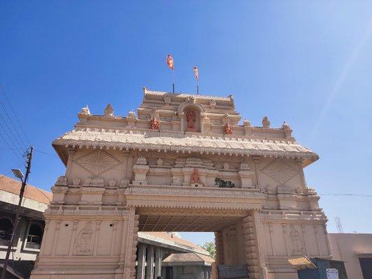 Shri Bhadra Maruti Temple Khultabad