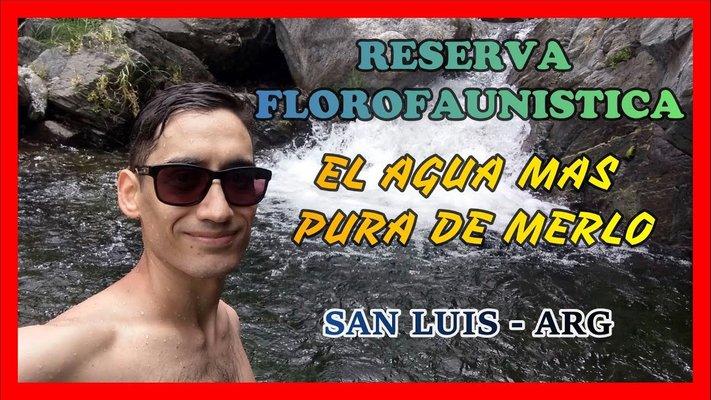 Reserva Florofaunistica de Rincón del Este, Merlo, San Luis