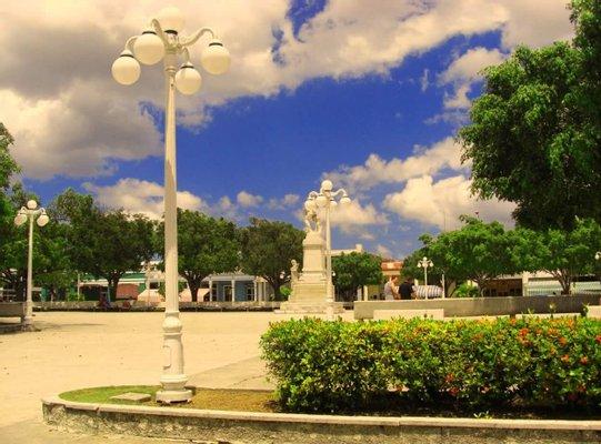 Calixto García Park
