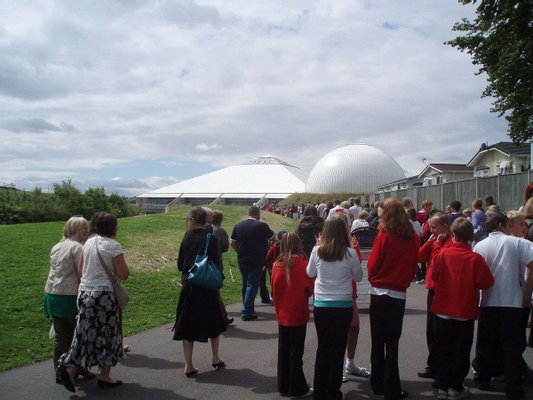 Winchester Science Centre & Planetarium